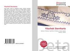 Обложка Yitzchok Sternhartz