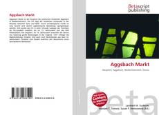 Bookcover of Aggsbach Markt