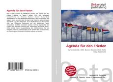Bookcover of Agenda für den Frieden