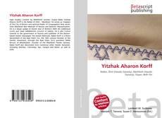 Yitzhak Aharon Korff的封面