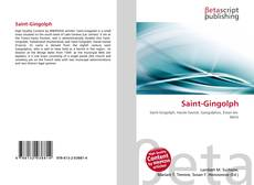 Bookcover of Saint-Gingolph