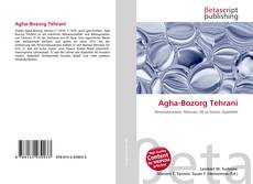 Agha-Bozorg Tehrani的封面