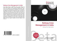 Capa do livro de Railway Crew Management in India