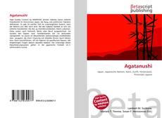 Buchcover von Agatanushi