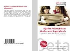 Обложка Agatha Award/Bestes Kinder- und Jugendbuch