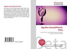 Copertina di Agatha Award/Poirot-Preis