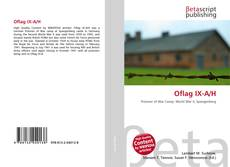 Bookcover of Oflag IX-A/H
