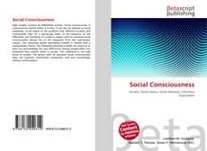 Bookcover of Social Consciousness