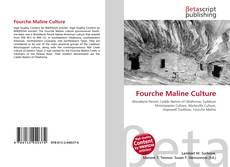 Couverture de Fourche Maline Culture