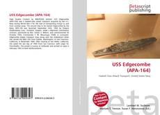 Bookcover of USS Edgecombe (APA-164)