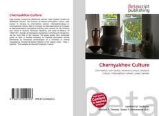Capa do livro de Chernyakhov Culture
