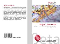 Copertina di Maple Creek Phase