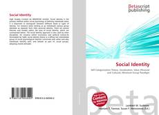 Bookcover of Social Identity
