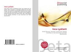 Buchcover von Vera Lysklætt