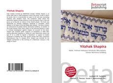 Обложка Yitzhak Shapira