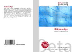 Bookcover of Railway Age