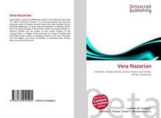 Buchcover von Vera Nazarian