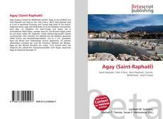 Portada del libro de Agay (Saint-Raphaël)