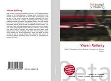 Portada del libro de Yiwan Railway