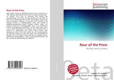 Copertina di Roar of the Press