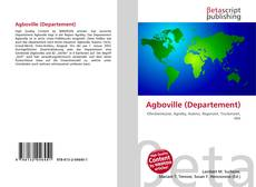 Bookcover of Agboville (Departement)