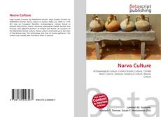 Обложка Narva Culture