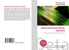 Обложка Orchestral Game Music Concerts