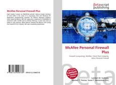 Copertina di McAfee Personal Firewall Plus