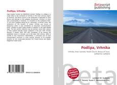 Capa do livro de Podlipa, Vrhnika