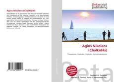 Agios Nikolaos (Chalkidiki) kitap kapağı