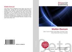 Walter Duncan的封面