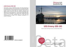 USS Emery (DE-28) kitap kapağı