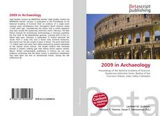 Bookcover of 2009 in Archaeology