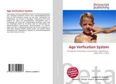 Age Verfication System的封面