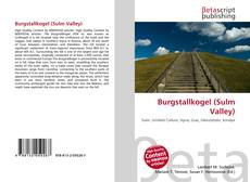 Bookcover of Burgstallkogel (Sulm Valley)