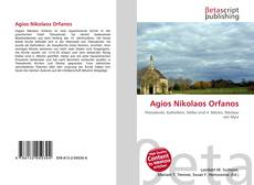 Agios Nikolaos Orfanos kitap kapağı