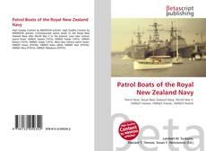 Patrol Boats of the Royal New Zealand Navy的封面