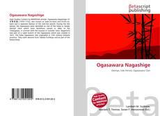Portada del libro de Ogasawara Nagashige