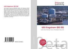 USS Engstrom (DE-50) kitap kapağı