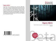 Ogata Kōrin kitap kapağı