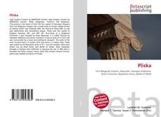 Bookcover of Pliska