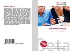 Capa do livro de Alberto Moravia