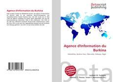 Couverture de Agence d'Information du Burkina