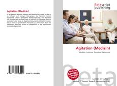 Bookcover of Agitation (Medizin)