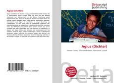 Buchcover von Agius (Dichter)