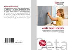 Bookcover of Agata Smoktunowicz
