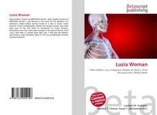 Bookcover of Luzia Woman