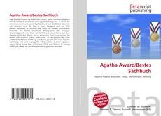 Copertina di Agatha Award/Bestes Sachbuch