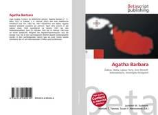 Copertina di Agatha Barbara