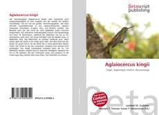 Обложка Aglaiocercus kingii